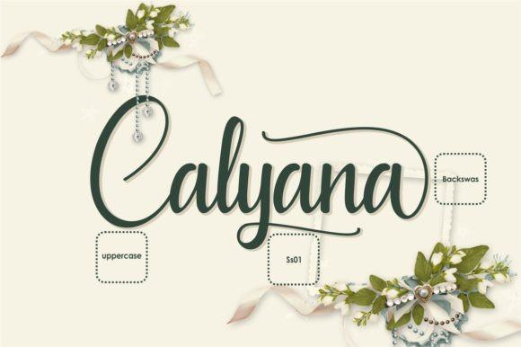 Calyana Font