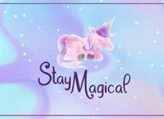 Dream Unicorn Font