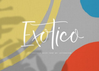 Exotico Font