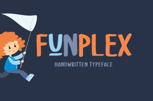 Funplex Font
