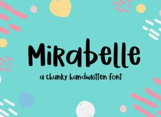 Mirabelle Font