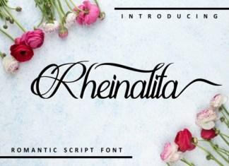 Rheinalita Font