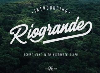 Riogrande Font