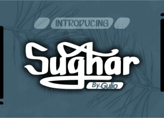Sughar Font