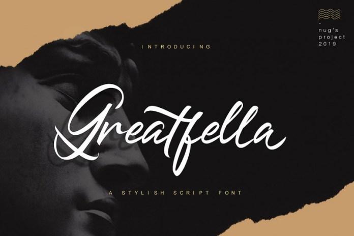 Greatfella Font