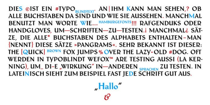 Schneidler Latein Font Family
