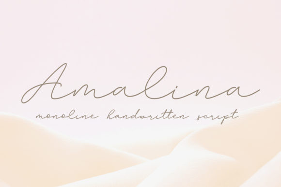 Amalina Font