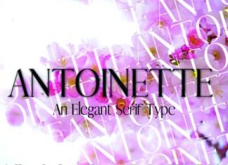 Antoinette Font