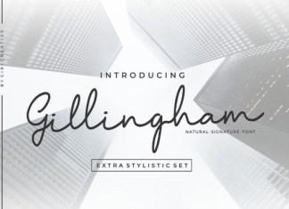 Gillingham Font