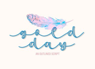 Gold Day Font