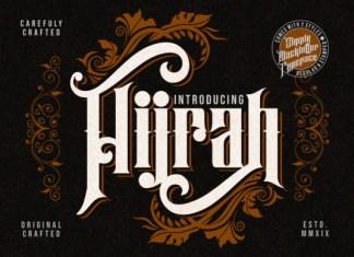 Hijrah Font
