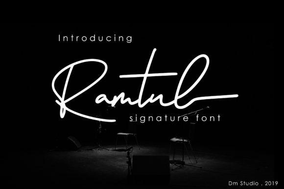 Ramtul Font