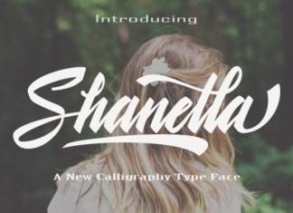 Shanella Font