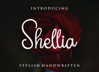 Shellia Font