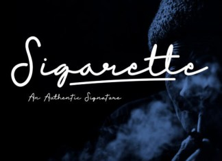 Sigarette Font