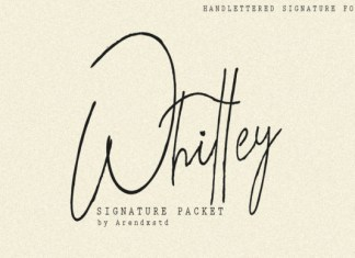 Whitley Font