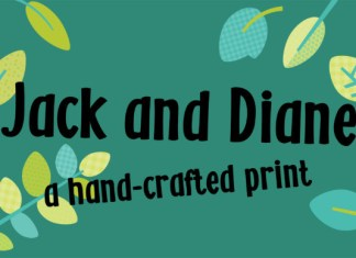 ZP Jack and Diane Font