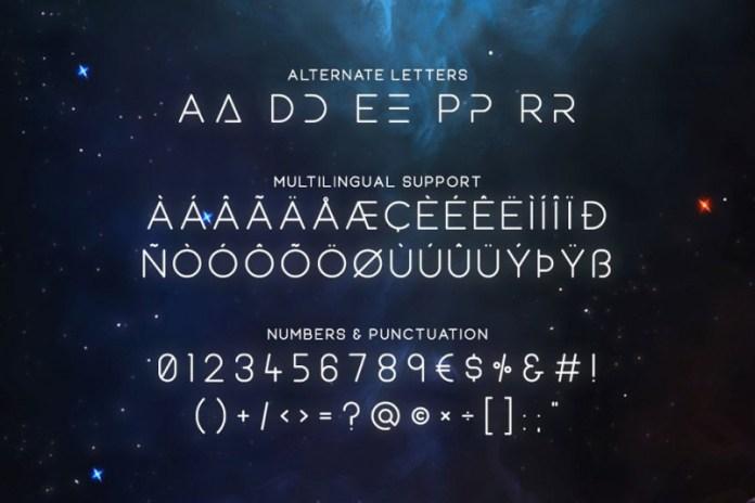 Equinox Font