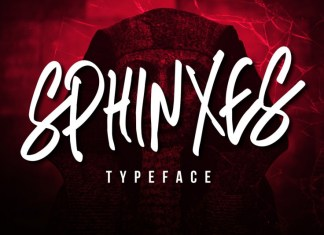 Sphinxes Font