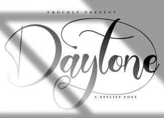 Daytone Font