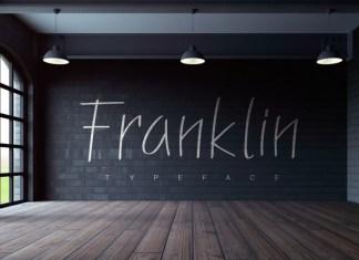 Franklin Font