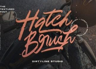 Hatch Font