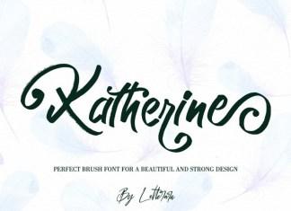 Katherine Font