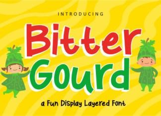 Bitter Gourd Font