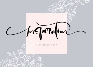 Inspiration Font