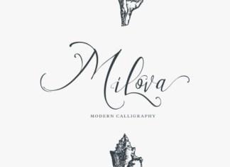 Milova Font