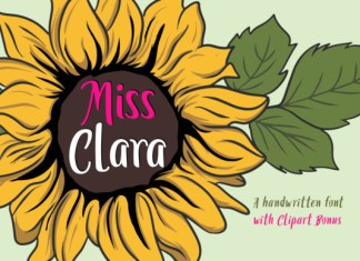 Miss Clara Font