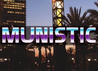 Munistic Font