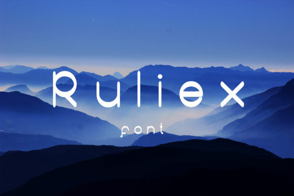 Ruliex Font