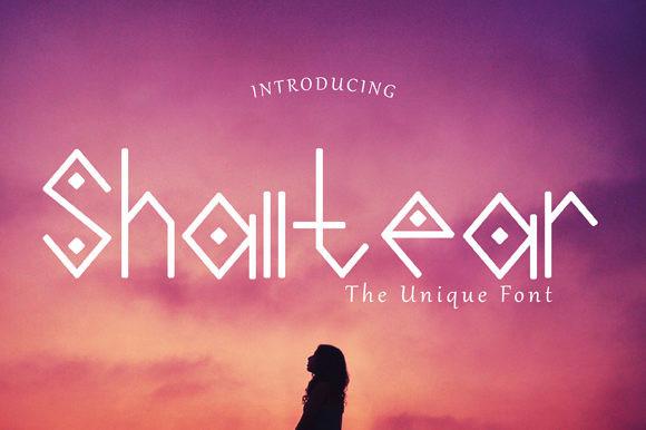 Shalltear Font