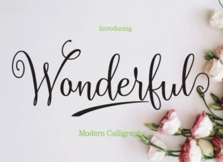 Wonderful Font