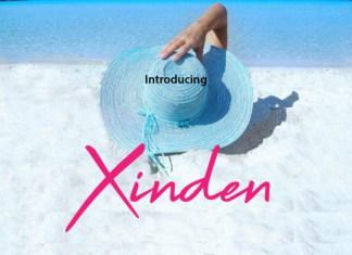 Xinden Font