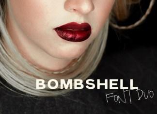 Bombshell Font