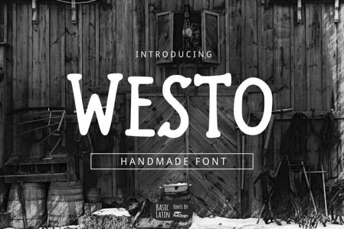 Westo Font