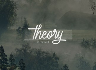 Theory Font