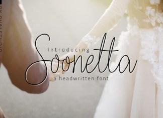 Soonetta Font
