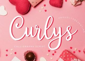 Curlys Font