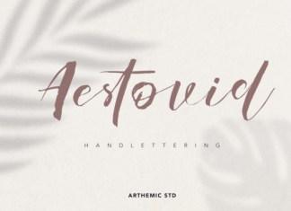 Aestovid Font