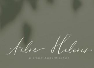 Ailre Heleris Font