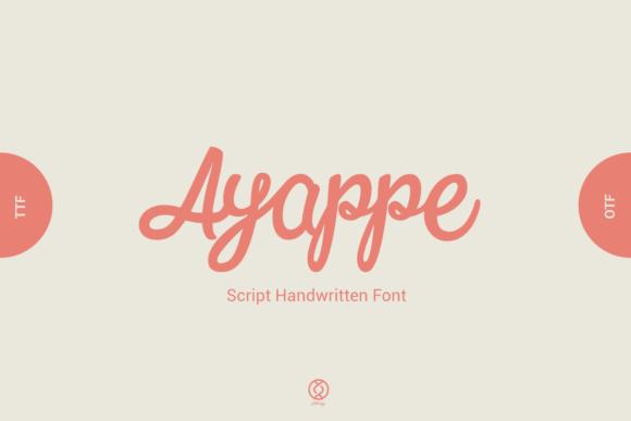 Ayappe Font