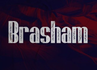 Brasham Font