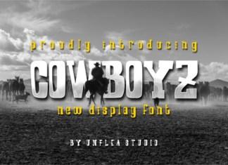 Cowboyz Font