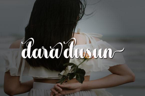 Fathani Font