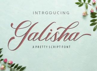 Galisha Font