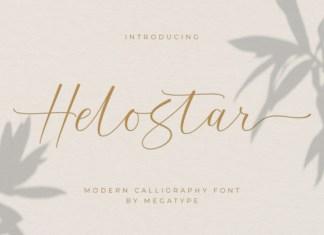 Helostar Font