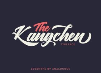 Kangchen Font